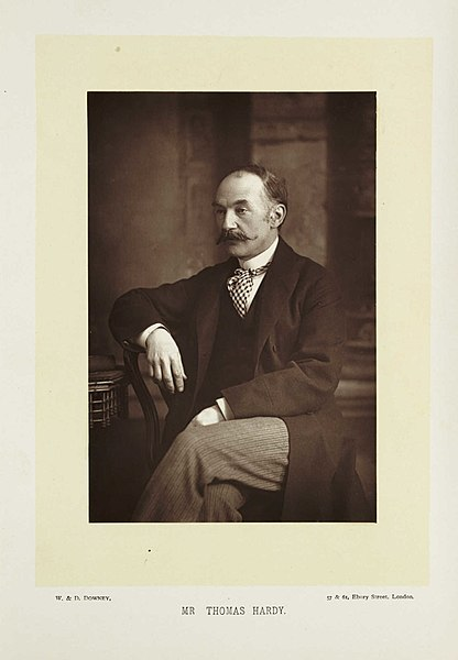 thomas hardy作品_File:Thomas Hardy, 1894. (7893553602).jpg - Wikimedia Commons