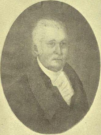 Thomas Ridout - Thomas Ridout