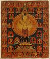 Thousand-Armed Chenresi, a Cosmic Form of the Bodhisattva Avalokiteshvara.jpg