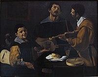 Three Musicians by Diego Velázquez - Gemäldegalerie - Berlin - Germany 2017.jpg