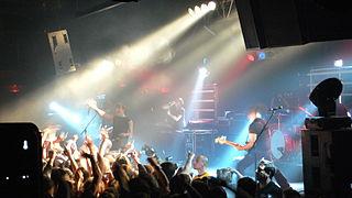 Thursday (band) American post-hardcore band