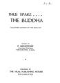 Thus spake-The Buddha-sayings of Buddha.pdf