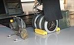 Tires - Lockheed SR-71A Blackbird, 1966 - Evergreen Aviation & Space Museum - McMinnville, Oregon - DSC01033.jpg