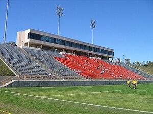 Titan Stadium (Cal State Fullerton) - Titan Stadium, Spring 2007
