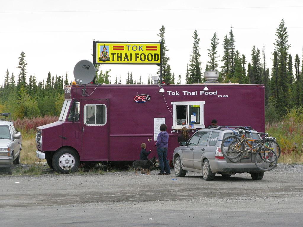 Thai Food Truck Bismarck Nd