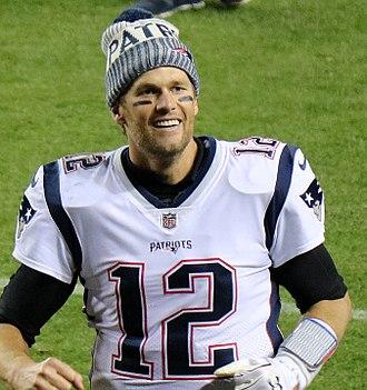 Tom Brady - Brady in 2017