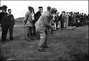 Old Tom Morris - Image: Tom Morris Senior
