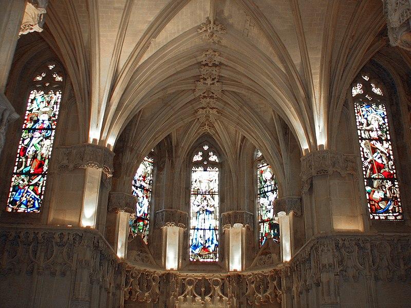 Fichier:Tomb Da Vinci Interior.jpg