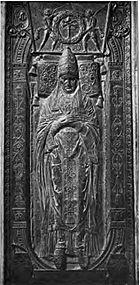 Tomb of Pope Martin V Gregorovius
