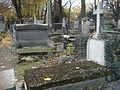 Tombe de Hyacinthe D'OBIGNY DE FERRIERE dit DERVAL - Cimetière Montmartre .JPG