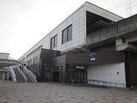 Tomizawa station 20150117.JPG