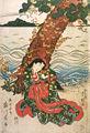Tomokichi Fujikawa II as Ama no Chidori.jpg