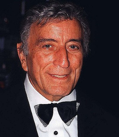 Picture of a band or musician: Tony Bennett