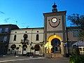 Torre civica (o Torre dell'Orologio) - Sant'Agata sul Santerno (RA) 2.jpg