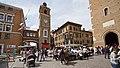 Torre dell'orologio, Ferrara, Province of Ferrara, Emilia-Romagna, Italy - panoramio.jpg