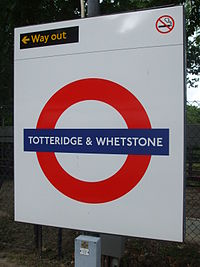 Totteridge & Whetstone stn roundel.JPG