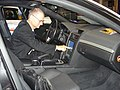 Touch screen in Prototype LAPD Pontiac G8.JPG