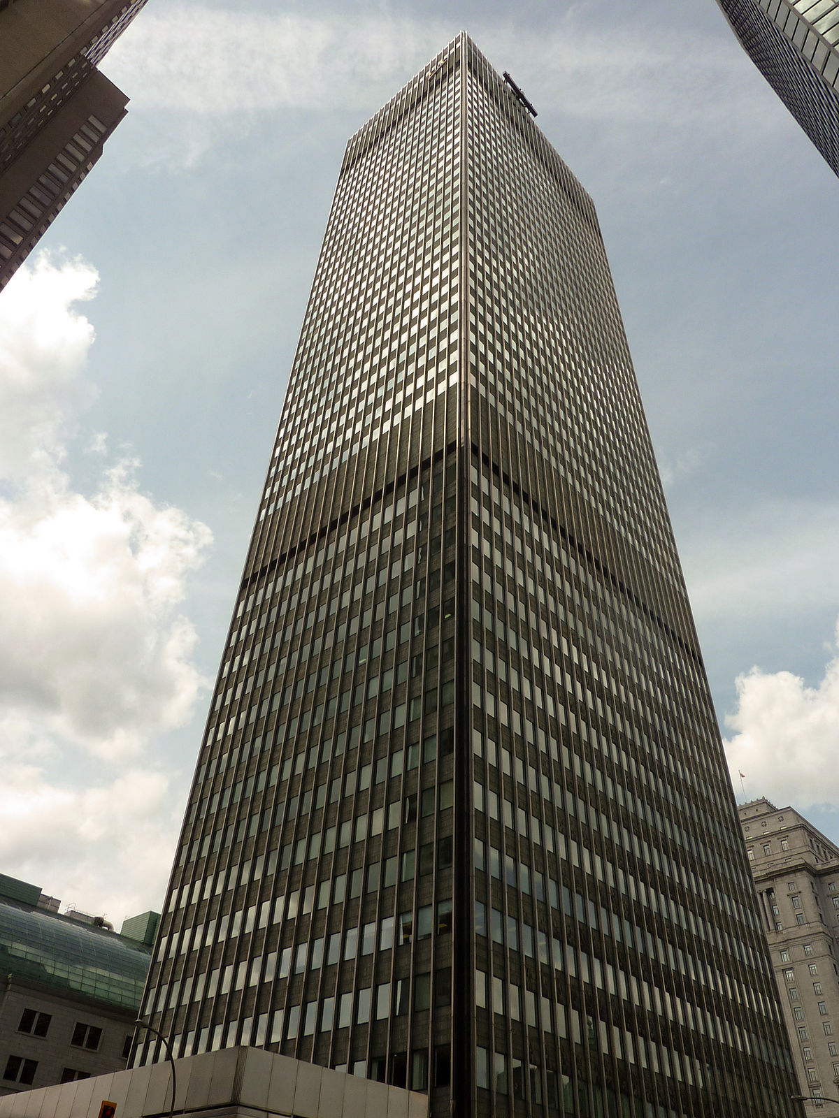 Cibc Tower Wikipedia