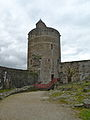 Tour Mélusine (Château de Fougères) 01.JPG