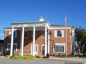 Denton, Maryland - Town Hall