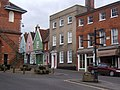 Town scene in Woodbridge - geograph.org.uk - 1183165.jpg