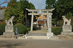 Toyohara Kitajima Shrine.JPG