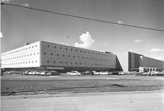 Dallas Market Center - Dallas Trade Mart c.1958