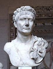 Bust of Trajan, Glyptothek, Munich.