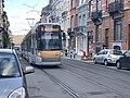 Tram, rue Lesbroussard (Ixelles).jpg
