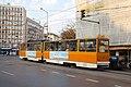 Tram in Sofia near Macedonia place 2012 PD 084.jpg