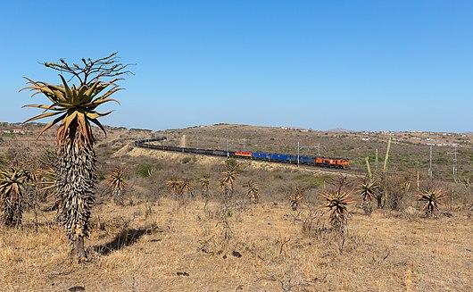 Transnet Freight Rail Class 7E3 Emakwezini - Isangoyana.jpg