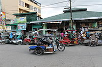 Tricycle In Boac.JPG