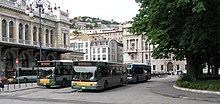 Autobus di Trieste Trasporti