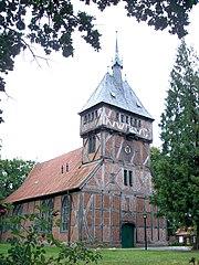 Tripkau Kirche