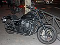 Triumph Speedmaster in Madrid (Spain) 01.jpg