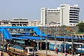 Trivandrum Central bus station and Central Railway station.jpg
