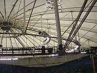 Hang Gymnastic Rings Distance Apart