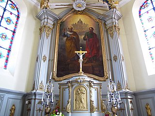 Saint-Pierre et Saint-Paul