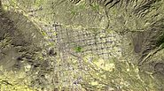 Tucson az from space