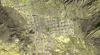 Tucson az from space.jpg