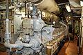 Tugboat Billmaier Main Engine (2885827751).jpg