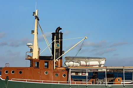 Tugboat Harry at home in Lysekil harbor 5.jpg