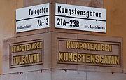 Kvarteret Apotekaren i Vasastan