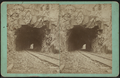 Tunnel on N. & W. R. R. - Upper End, by E. Spafard.png