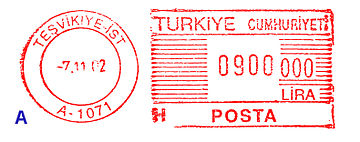 Turkey stamp type FB5A.jpg