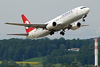 TC-JFM - B738 - Turkish Airlines