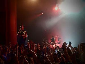 Blurryface - Twenty One Pilots performing at Shepherds Bush Empire in late 2015