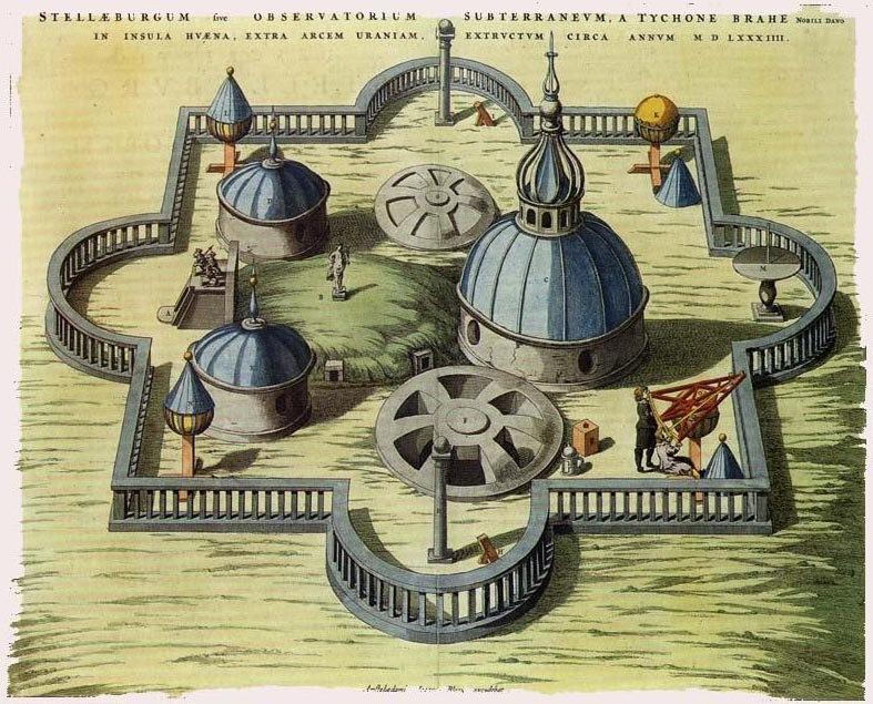 Tycho Brahe's Stjerneborg