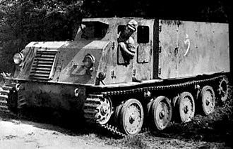 Type 1 Ho-Ki - Type 1 Ho-Ki APC