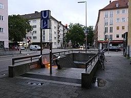 Untersbergstraße in München